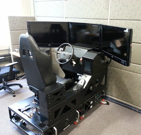 The portable simulator
